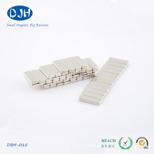 Strong Power High Grade N52 Block Shaped NdFeB Magnets